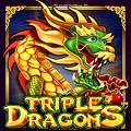 Онлайн слот Triple Dragons