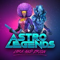 Онлайн слот Astro Legends: Lyra and Erion