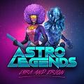 Онлайн слот Astro Legends: Lyra and Erion