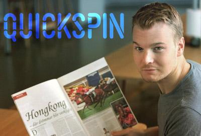 Quickspin представил нового директора по продуктам