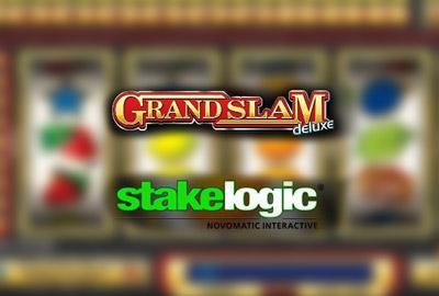 Stakelogic BV запускает новый видео-слот Grand Slam Deluxe
