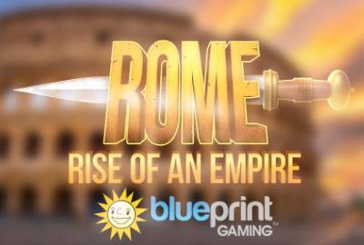 Blueprint Gaming представил релиз слота Rome: Rise of an Empire