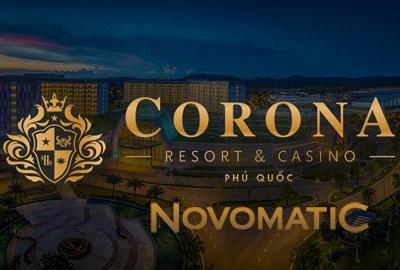 Novomatic поставит игровые автоматы вьетнамскому казино Corona