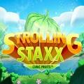 Онлайн слот Strolling Staxx
