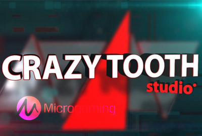 Microgaming объявляет о партнерстве с Crazy Tooth Studio