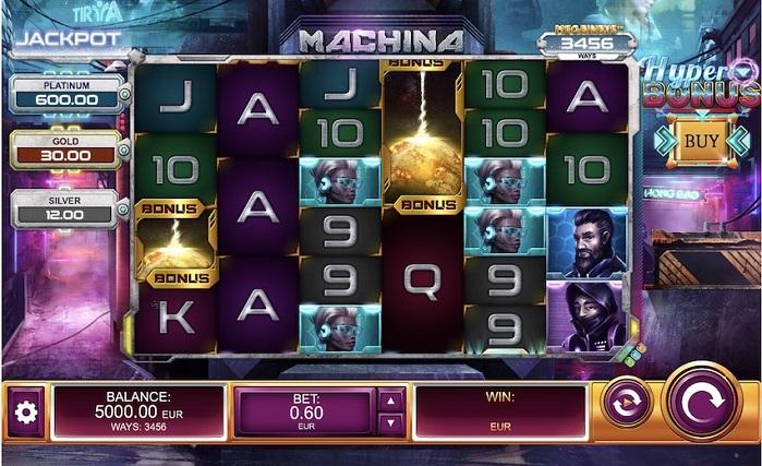 Игровой автомат Machina