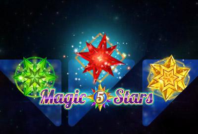 Wazdan представляет новый игровой автомат Magic Stars 5