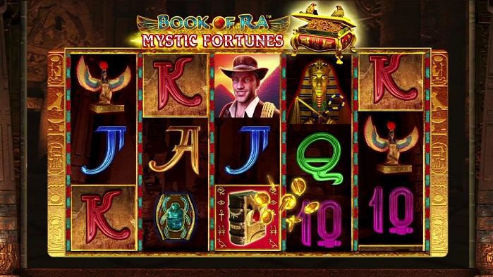 Игровой автомат Book of Ra™ Mystic Fortunes