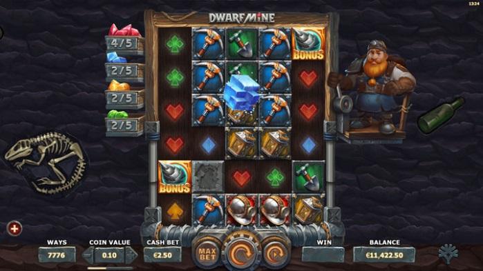 Игровой автомат Dwarf Mine