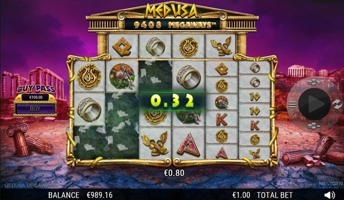 Игровой автомат Medusa Megaways