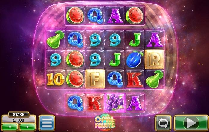 Игровой автомат Opal Fruits