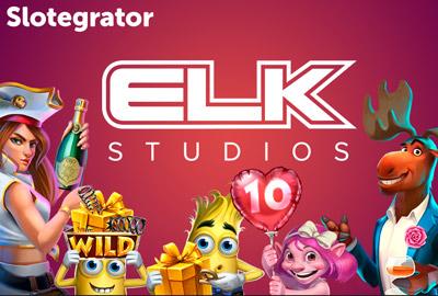 Провайдер софта для онлайн-казино Slotegrator стал партнером ELK Studios