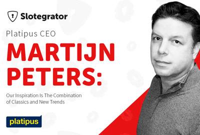 Глава Platipus Мартийн Питерс: мы вдохновляемся сочетанием классики и новых тенденций