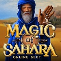 Онлайн слот Magic of Sahara
