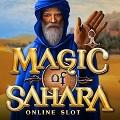 Онлайн слот Magic of Sahara