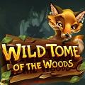 Онлайн слот Wild Tome of the Woods
