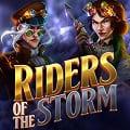 Онлайн слот Riders Of The Storm