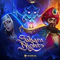Онлайн слот Sahara Nights
