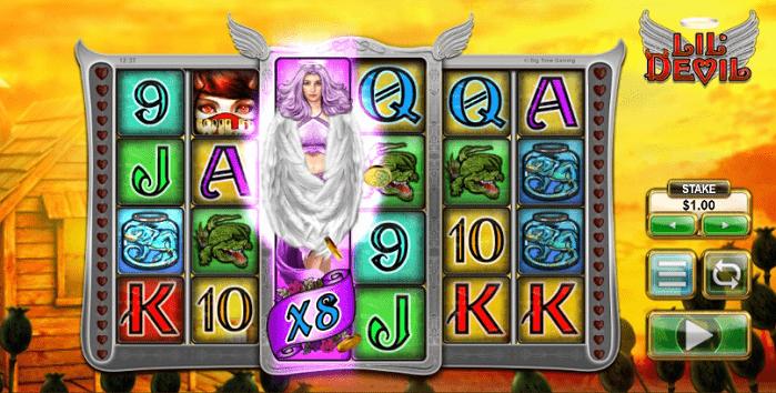 Игровой автомат Lil' Devil