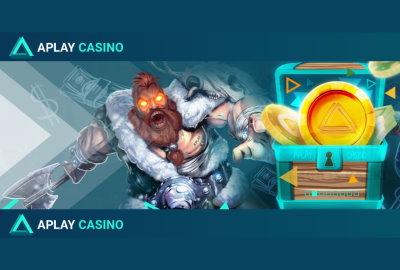 Крутые промо-плюшки от Aplay Casino в культовых слотах Igrosoft