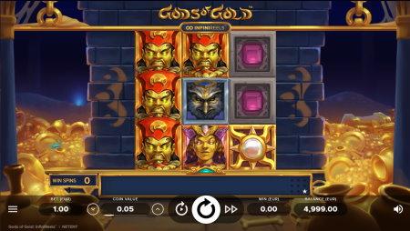 Слот Боги Золота