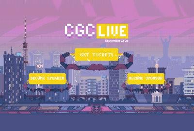 CGC|LIVE – онлайн конференция разработчиков игр Cutting-edge Games Conference