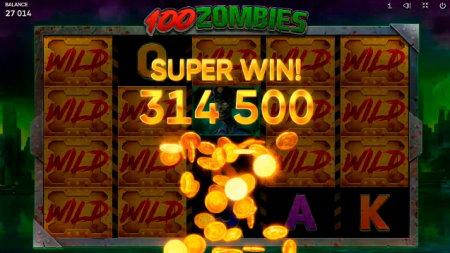 Слот 100 Зомби