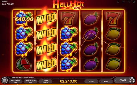 Слот Hell Hot